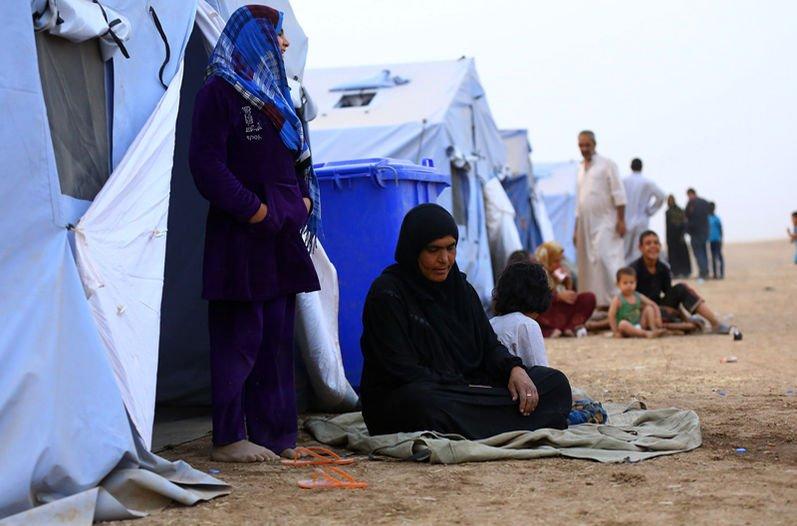 La Iglesia abre sus templos en Irak a los refugiados de cualquier religión