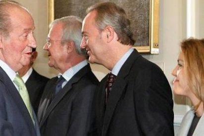 Cospedal asistirá este miércoles a la firma solemne de la ley de abdicación por parte del Rey Don Juan Carlos
