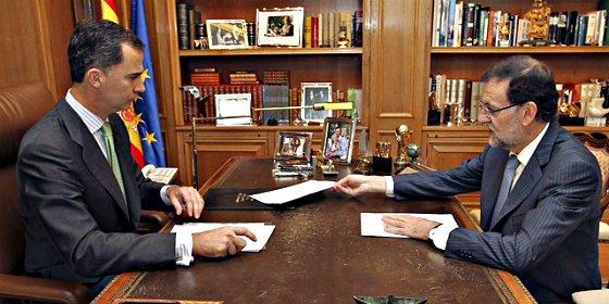 Felipe VI se enfrenta al desafío de un reino en crisis económica