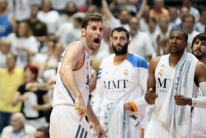 El Real Madrid doblega al Barcelona en el segundo partido e iguala la final de la ACB