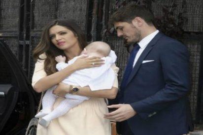Sara Carbonero e Iker Castillas vuelven al altar...para bautizar a su hijo Martín