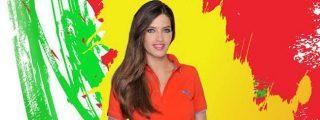 Sara Carbonero 'desnuda' a Tele 5: publica las claves de su señal wifi en el Mundial