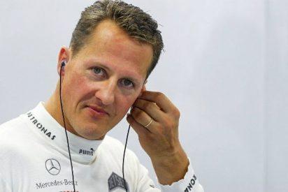 Roban el historial médico de Schumacher para subastarlo en el mercado negro