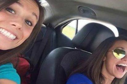 Trágica despedida de soltera: se hace un 'selfie' en el coche y muere poco después en un accidente
