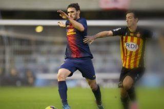 Se desvincula del Barcelona para jugar en el Celta
