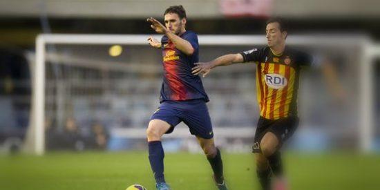 El Almería pide al Barcelona su cesión