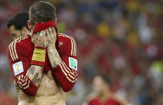 Sergio Ramos manda un mensaje a la afición española
