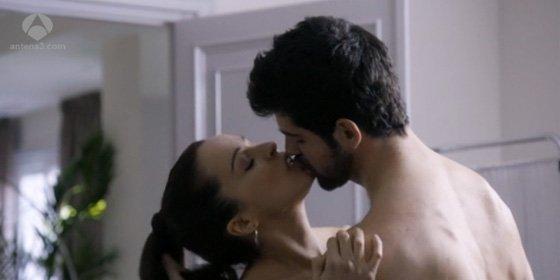 Las cinco escenas más eróticas de las series españolas actuales, ¿eran necesarias?