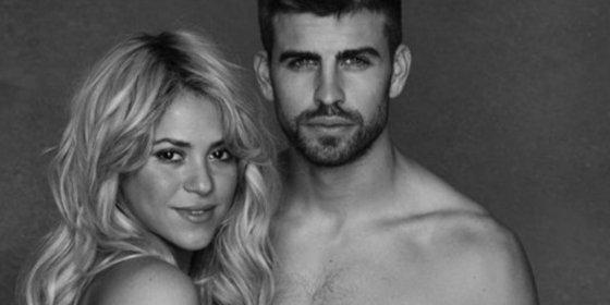 Shakira da calabazas a Piqué