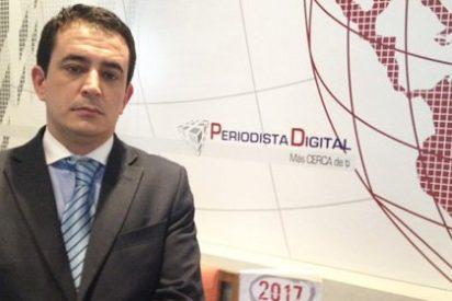"""Simón Pérez: """"En Cataluña pagamos uno de los IRPF más altos del mundo"""""""