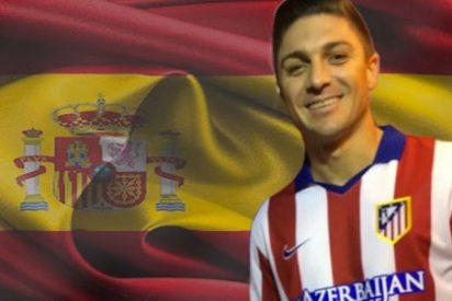 El defensa del Atlético de Madrid renuncia a Brasil para jugar con España