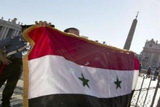 """Francisco: """"Reaccionemos y pidamos por la paz en Siria"""""""