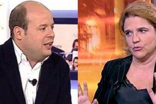 """Sostres: """"En la Cataluña de Mas no hay espacio, por sagrado que sea, que no profane su majorette Pilar Rahola"""""""