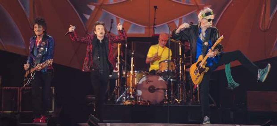 Los Rolling Stones dan qué pensar