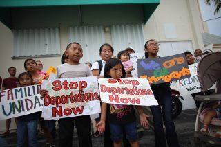 Iglesia católica de Honduras pide parar la deportación de niños migrantes desde EEUU