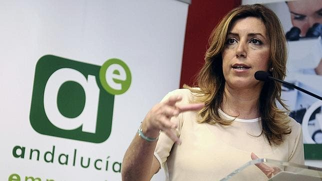 """Susana Díaz: """"España no puede permitirse un PSOE sin rumbo y dividido"""""""