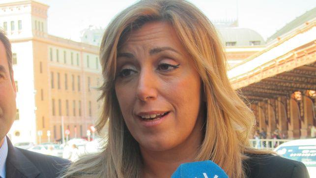 Susana Díaz y la corrupción de Andalucía