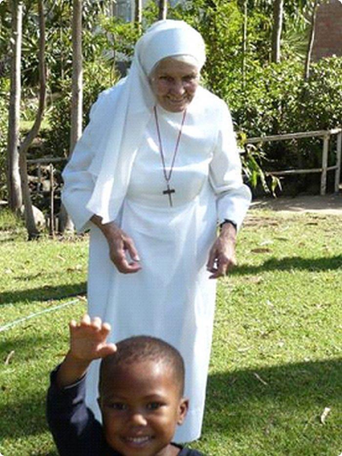 Una monja estadounidense, asesinada en Sudáfrica