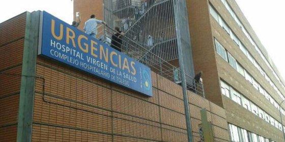 Los propios trabajadores del Hospital de Toledo alertan de las deficiencias de Urgencias