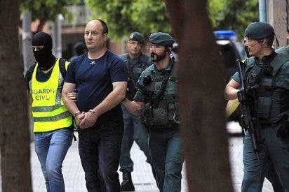 La Guardia Civil atrapa al 'francotirador selecto' elegido por ETA para asesinar a Patxi López