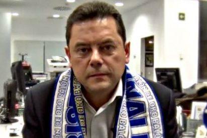 """Tomás Roncero: """"Casillas debe ser titular siempre, está bendecido por los dioses"""""""