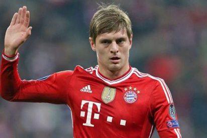El Real Madrid acelera los contactos para traerse a Kroos del Bayern de Münich