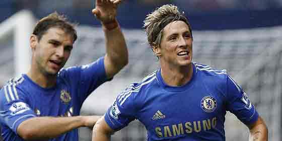 El Valencia vuelve a la carga por Fernando Torres