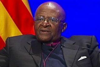 """Desmond Tutu: """"Si una mayoría en Catalunya quiere independencia, España debe escuchar"""""""