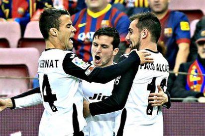 El Valencia puede jugar la Europa League