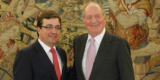 """Vara dice que el """"único cambio"""" será que España tendrá un jefe del Estado de """"otra generación"""""""