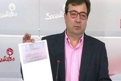EL PSOE señala que uno de los artículos de la denuncia del PP no es de Vara