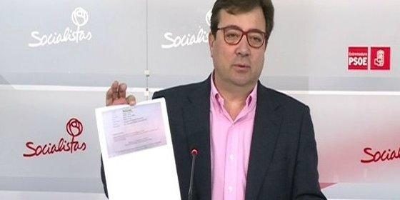 El PP fulmina a Vara por quedarse solo en la reforma de la Renta Básica