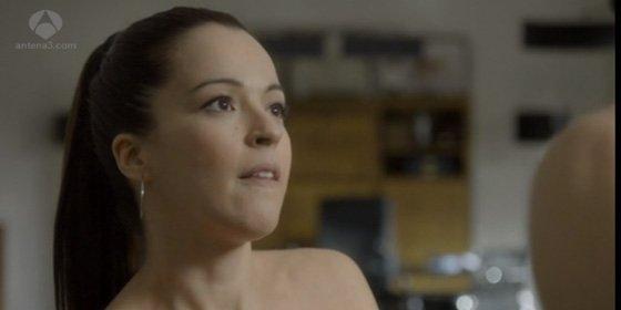 El desnudo integral de Verónica Sánchez, nueva estrategia de A3 para promocionar 'Sin Identidad'