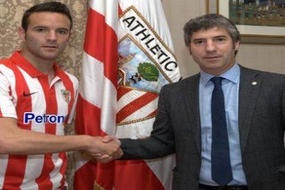 El Athletic hace oficial el fichaje de Viguera