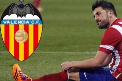 David Villa quería regresar a Valencia