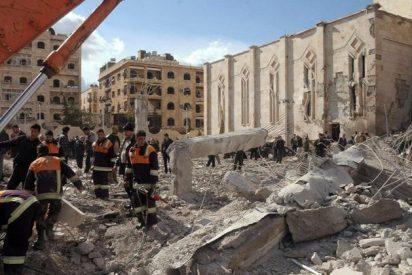 Los misiles vuelven a caer en Alepo