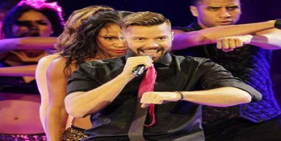 """Ricky Martin se confiesa madridista: """"La Décima fue una alegría"""""""