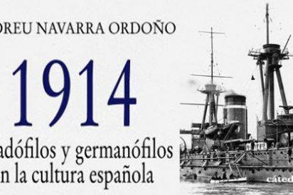 Andreu Navarra propone una profunda revisión de la España de la I Guerra Mundial