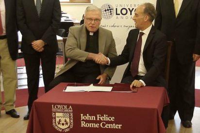 El Rector de Loyola Andalucía será Asesor Europeo de Loyola Chicago