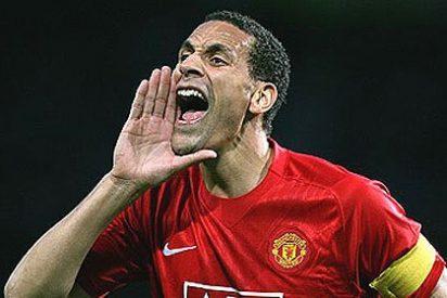 EL jugador inglés se marcha del Manchester United