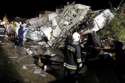 Pésame del Papa por las víctimas del accidente aéreo en Taiwan