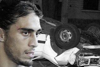 El jugador uruguayo provoca un tremendo accidente bajo los efectos de alcohol