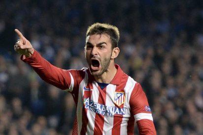 Paga unos 11 millones al Atlético por Adrián