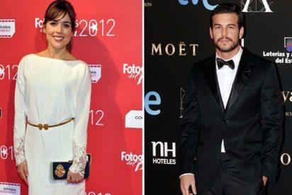 Adriana Ugarte y Mario Casas, dos actores de éxito en el trabajo y en el amor