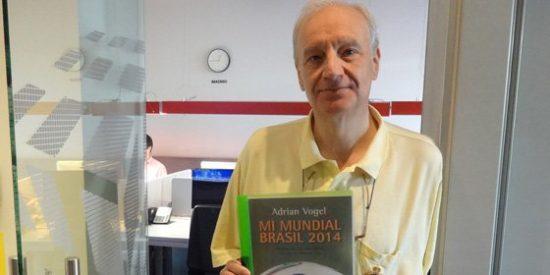 """Adrian Vogel: """"Del Bosque debería haberse ido pero su marcha agujereaba a la Federación por falta de sustitutos"""""""