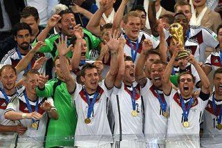 Alemania rompe la histórica maldición del fútbol europeo en América
