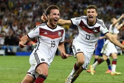 Alemania, campeona del Mundo tras ganar a Argentina con un gol en la prórroga