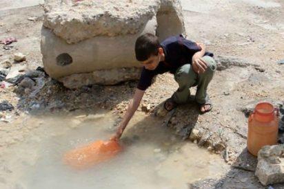 Alepo, una ciudad sedienta