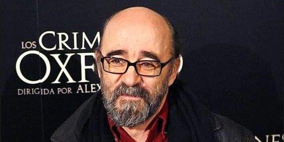 """Consternación y dolor del mundo del cine y de la TV por la muerte de Álex Angulo:""""Fue la mejor pesona que he conocido"""""""