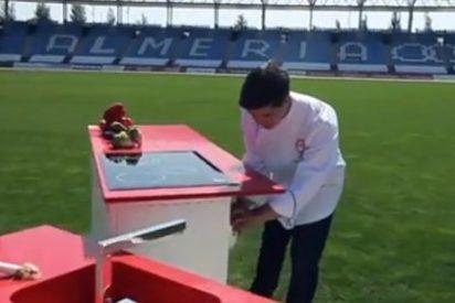 El Almería ficha al ganador MasterChef